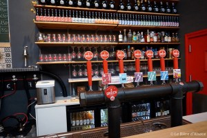 Brasserie du Grillen - Bar et tireuses