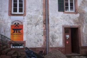 Brasserie Framont - entrée