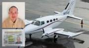 El piloto Oswaldo Enrique Blislick Weeden, de nacionalidad venezolana.