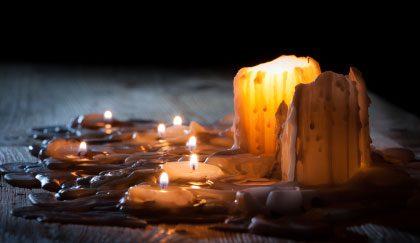 Le candele e gli oli nella magia bianca  29a71ef93b44