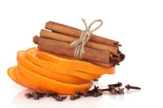 arancio e cannella per gli incantesimi wicca
