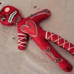 Le bamboline Voodoo e i loro malefici