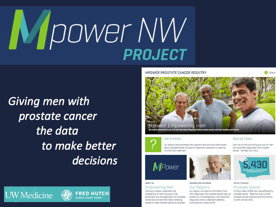 Mpower NW Project: Providing Access to Aggregated Data without Compromising PHI