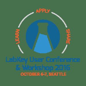 LabKey User Conference & Workshop 2016