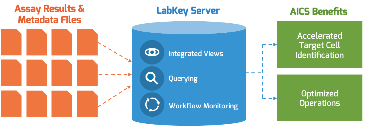Allen Institute for Cell Science + LabKey Server Workflow