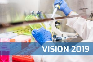 Your Success is Our Mission: Vision 2019