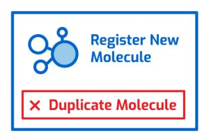 Flagging duplicate biological entities in the LabKey Biologics bioregistry
