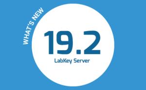 What's New in LabKey Server 19.2