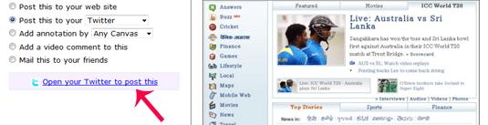 webpage screenshots
