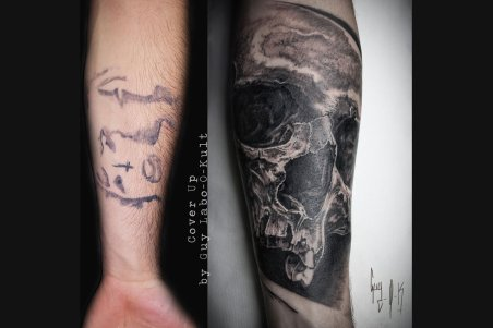 Cover Up 2016