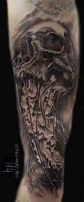 Done at Amnéville Tattoo Show 2016