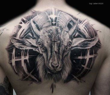 Satanic Goose 2015