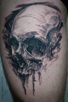 Sketchy Skull 2016