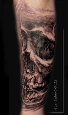Done at Arlon Tattoo Show 2015