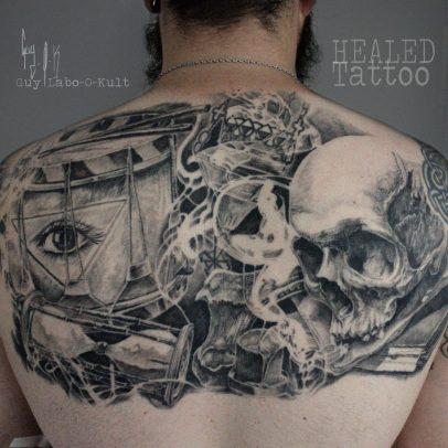 HEALED - Cicatrisé - VERHEILT - 2015