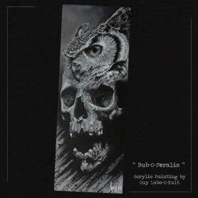 """Bub-O-Feralis"" - Acrylpainting by Guy Labo-O-Kult"
