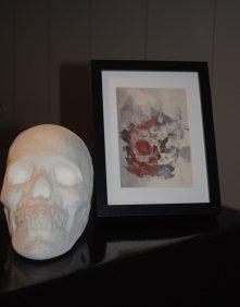Skulls Everywhere - Fine Art Print from Ka L-O-K