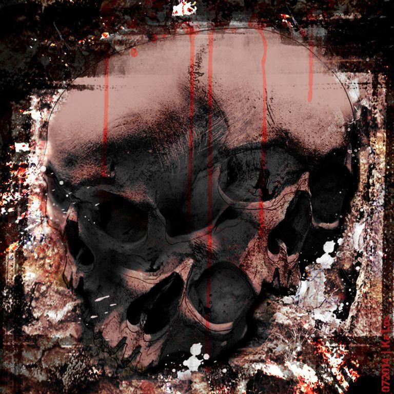 """""""Triple Skull"""" – GraphiKArt by Ka L-O-K"""