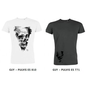 T-Shirt de Guy Labo-O-Kult en collaboration avec nopas.ch