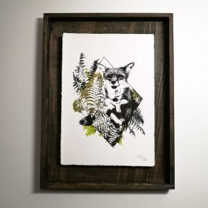 """Vulpes Vulpes"" – HelvEdition by Ka L-O-K 