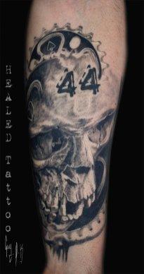 Skull für Riders von Guy Labo-O-Kult