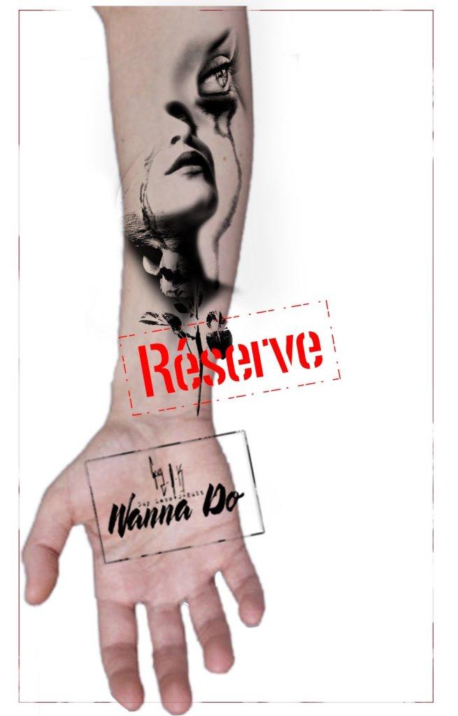 """Reserved - Wanna Do """"Dead Flower"""" - Guy Labo-O-Kult"""