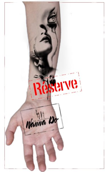 "Reserviertes Wanna Do Motif ""Dead Flower"" - Guy Labo-O-Kult"