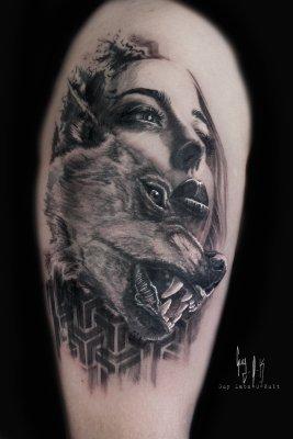 WolfWoman, Guy Labo-O-Kult