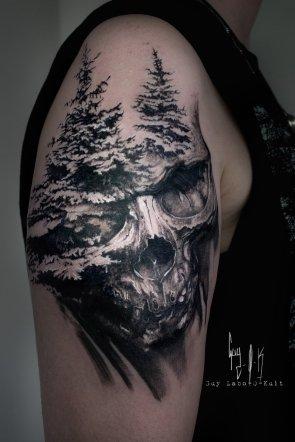 SnowSkull, Guy Labo-O-Kult