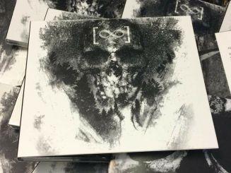 "Album Cover for Black Metal Band ""Borgne"" by Guy Labo-O-Kult"