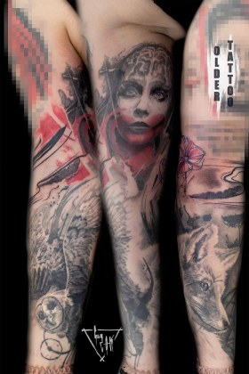 Finished Sleeve | Guy Labo-O-Kult