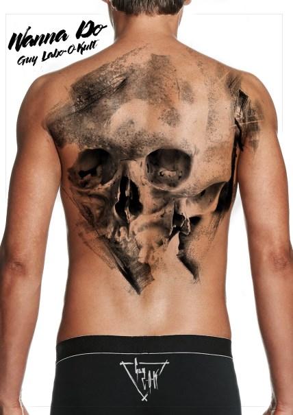 "Wanna Do ""Back to Skull""   Guy Labo-O-Kult"