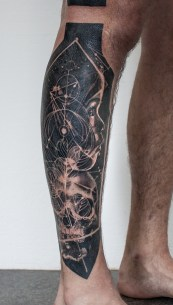 The lower leg of the leg project The cycle of Life | Guy Labo-O-Kult