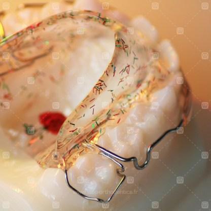 ELN lip bumper sur résine (trios ready)