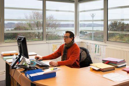 Réalisation d'études et d'expertises au bureau d'étude CEE