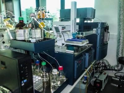 Equipement de Chromatographie Liquide LC MSMS XEVO TQS