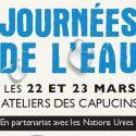 Journées de l'eau 2019 aux Capucins à Brest