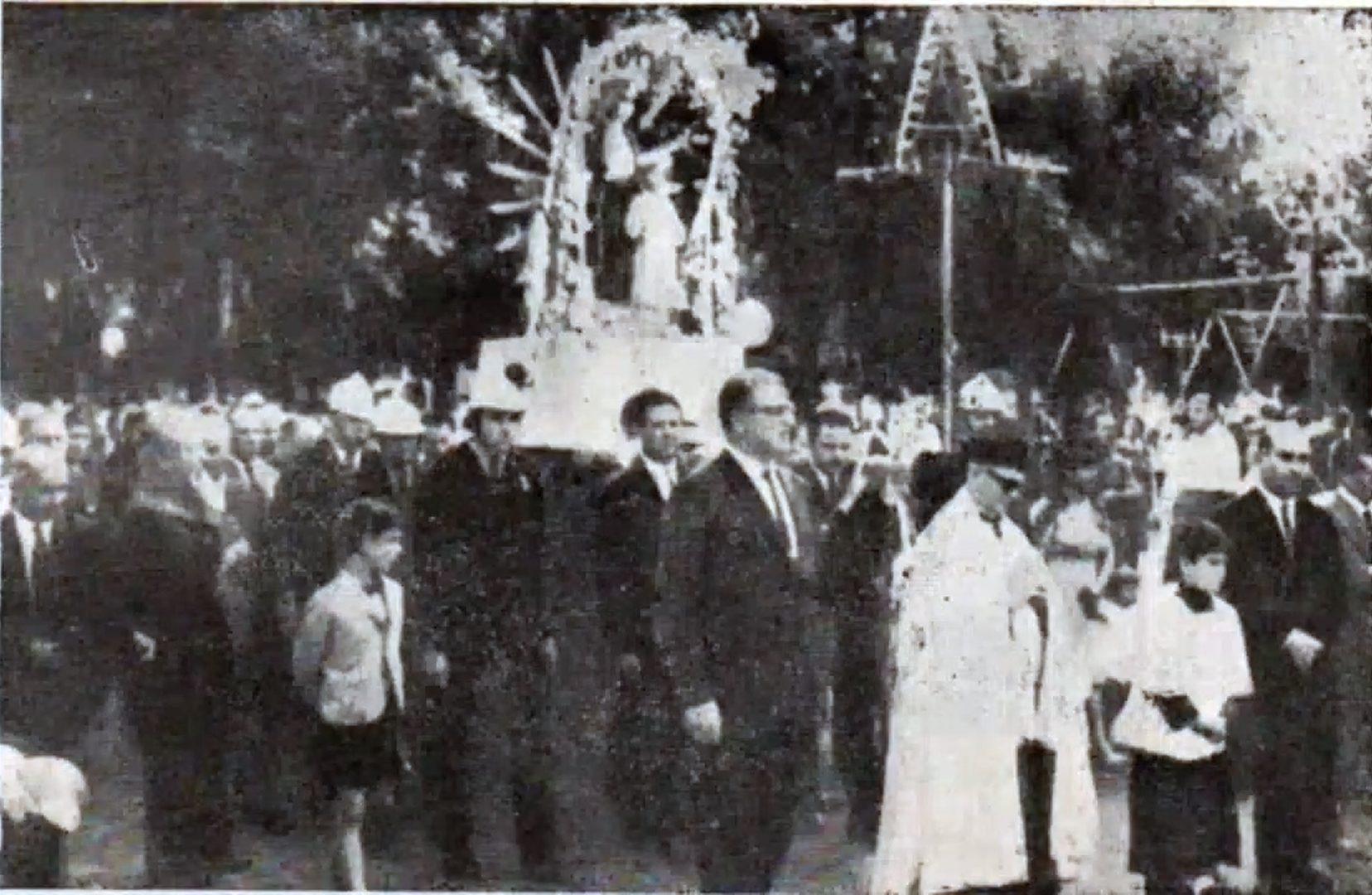 125 Años de la Parroquia «Nuestra Señora de la Candelaria»