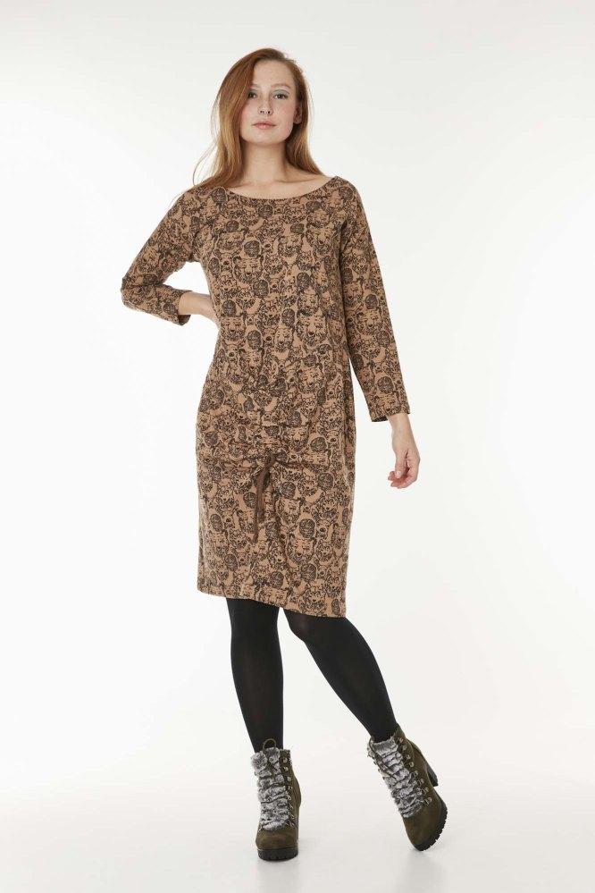 vestido de punto otoño La Böcöque
