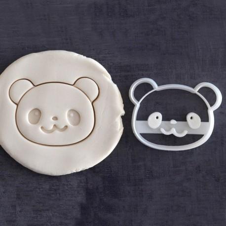 Panda Cookie Cutter La Bote Cookies