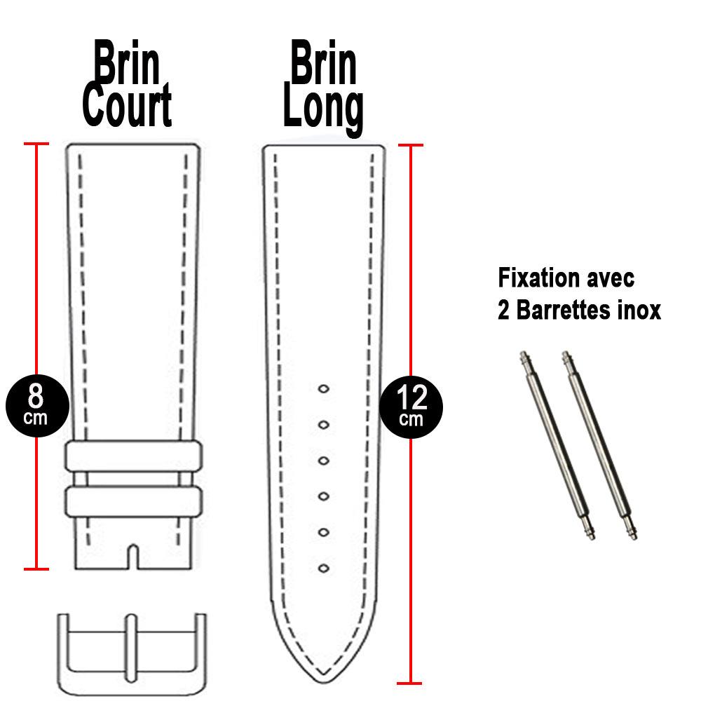 bracelet de montre comment bien choisir