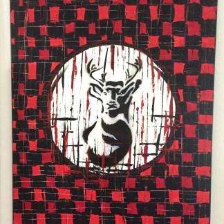 My-deer-24x36x1pouces-v-leonard-2491