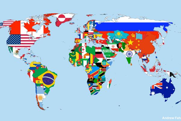 Une carte animée de la migration de 118 espèces d'oiseaux en Amérique