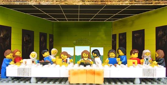 parodie cene scene leonard de vinci 34 34 parodies de la Cène de Léonard De Vinci