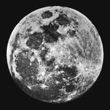 L'histoire photographique de la Lune