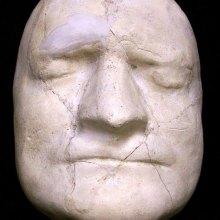 Masques mortuaires de personnages historiques