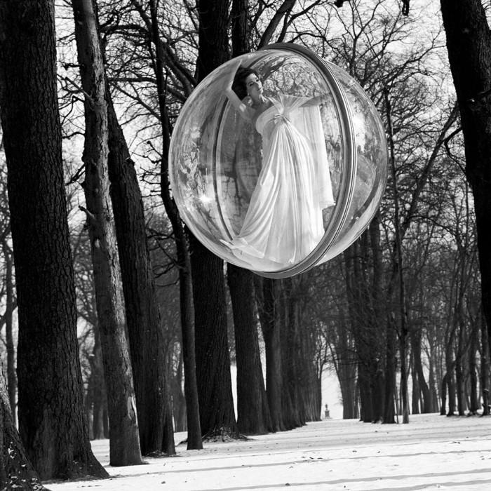 Melvin Sokolsky mode bulle paris 031 700x700 Une bulle à Paris