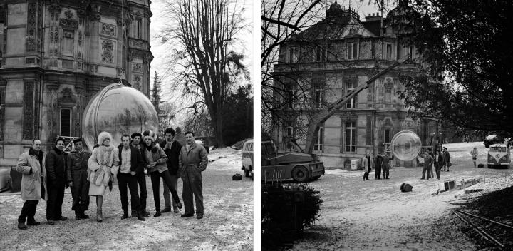 Melvin Sokolsky mode bulle paris 121 720x352 Une bulle à Paris