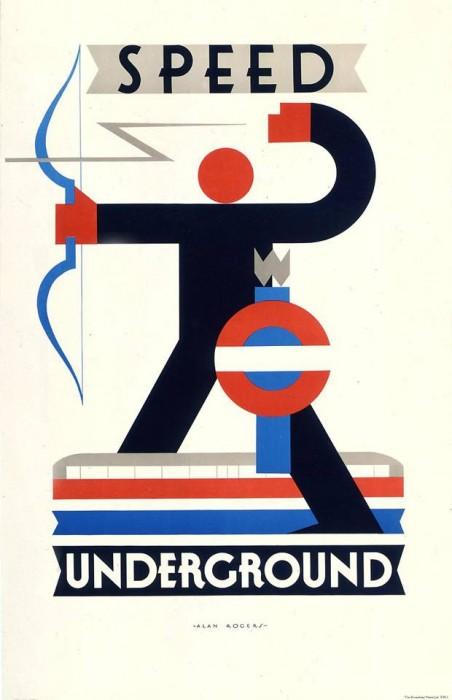 londres london metro undergroud affiche poster 09 452x700 150 ans daffiches du métro de Londres  histoire design bonus art