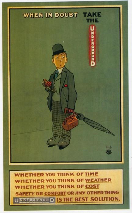 londres london metro undergroud affiche poster 38 432x700 150 ans daffiches du métro de Londres  histoire design bonus art